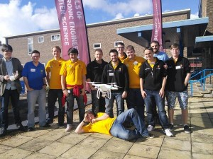 Peer Guides 2015/2016 for Bangor University Computer Science and Electronic Engineering